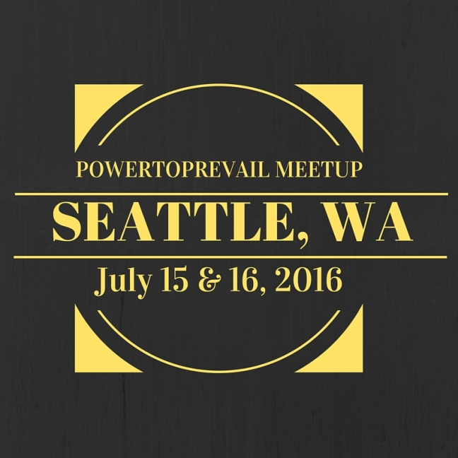 POWERTOPREVAIL MEETUP